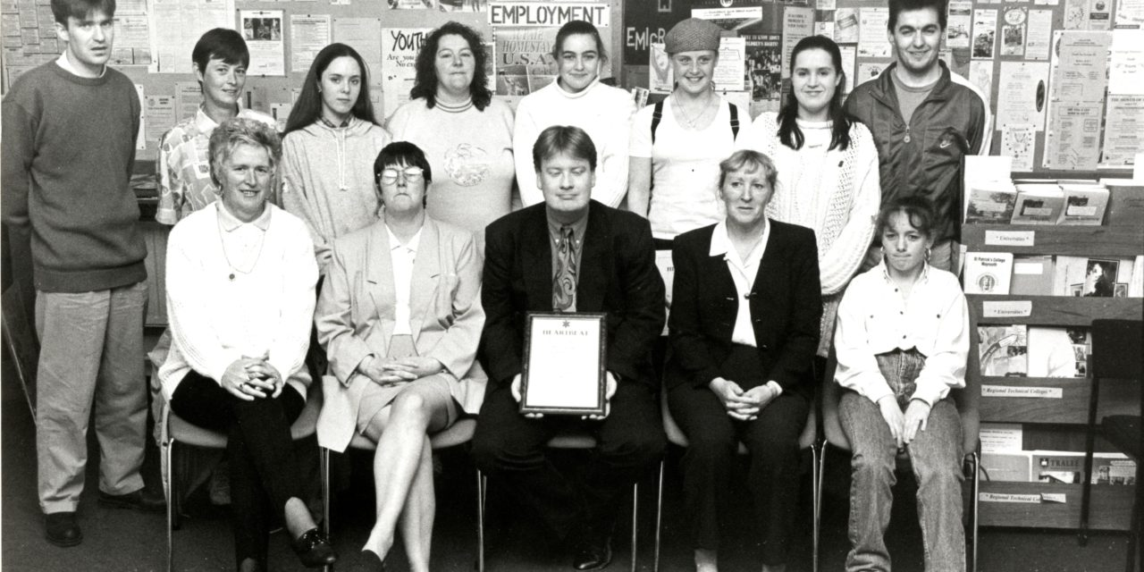 Getting Nostalgic With Newsgroup – Clondalkin First Aid 1995