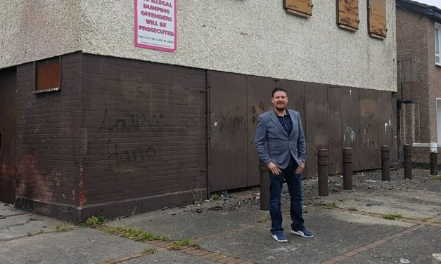 Vacant site of 20 years to be turned into Council Homes in Clondalkin