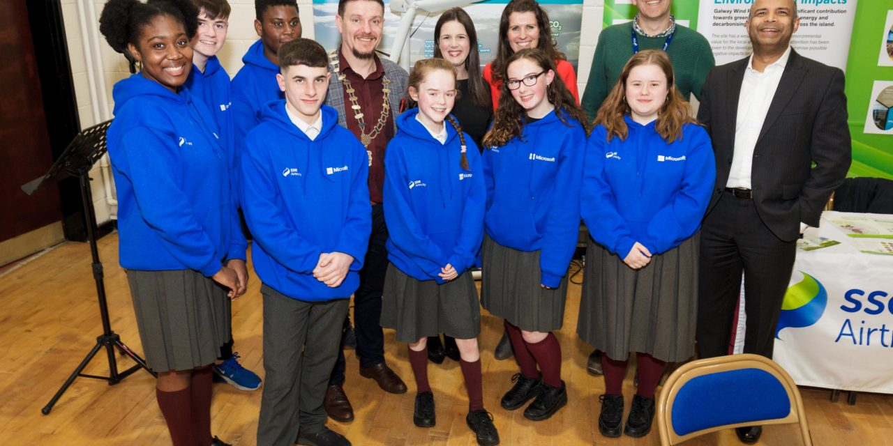 PUPIL POWER: COLLINSTOWN PARK COMMUNITY COLLEGE CREATES ENERGY BUZZ WITH EFFICIENCY EVENING