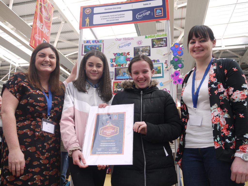 Glenshane Girls Group Foroige