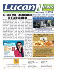 Lucan News 01.04.19