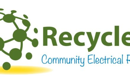 Tonnes of waste electrical appliances and office equipment recycled yearly in Dublin by Recycle IT