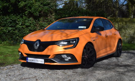 All-New Renault Megane R.S. is 'Really Special'