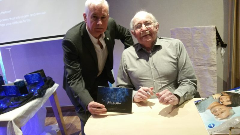 From The Heart Book Signing Rathcoole