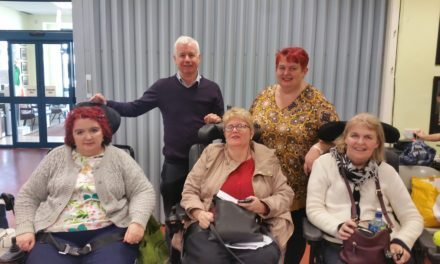 Firhouse Central Remedial Clinic Visit