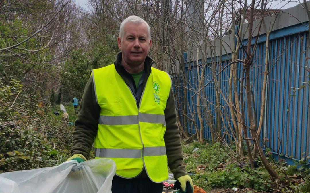 Dodder Valley Park Clean Up