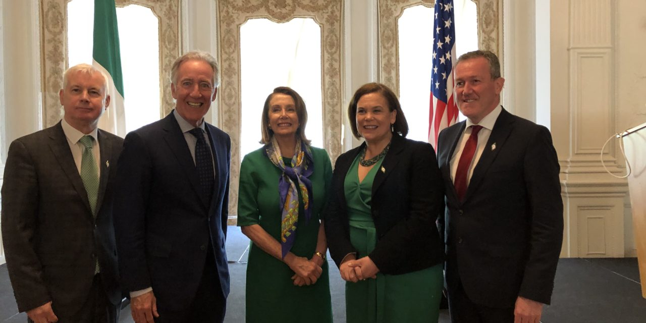 U.S. Delegation Visits Ireland