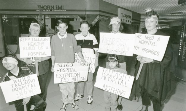 Getting Nostalgic With Newsgroup – Tallaght Hospital Protest 1995