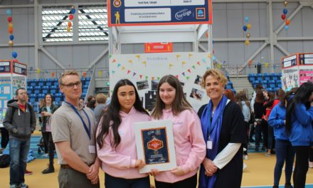 Young People From Dublin 24 Celebrated at Recent Foróige Youth Citizenship Awards