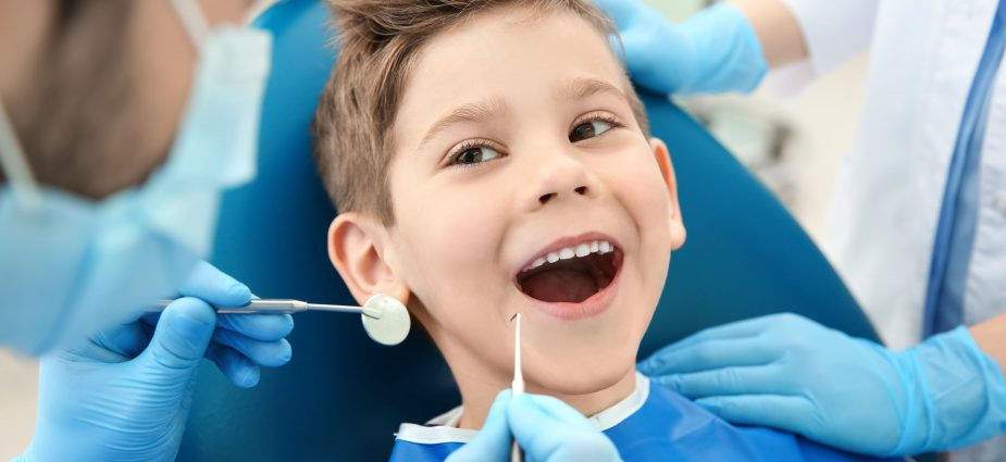 kids dental services