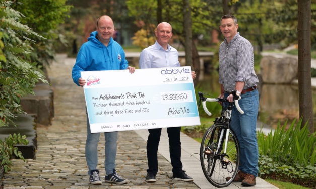 AbbVie Charity Cycle 2019