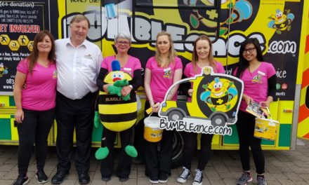 Mothercare Stores Buzz with BUMBLEance this May
