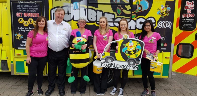 BUMBLEance Mothercare Tallaght