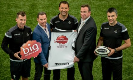 BIG RED CLOUD PARTNERSHIP WILL BOOST MATCH OFFICIAL INVESTMENT FOR GUINNESS PRO14