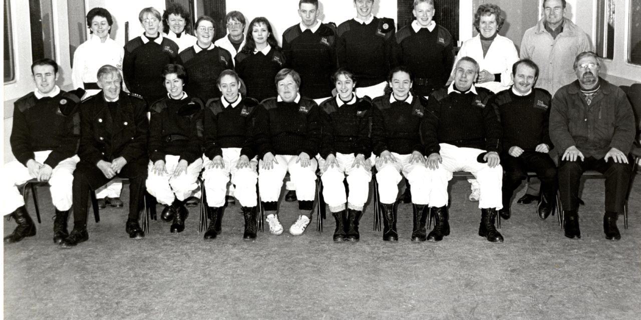 Getting Nostalgic with Newsgroup; Clondalkin Civil Defence 1995
