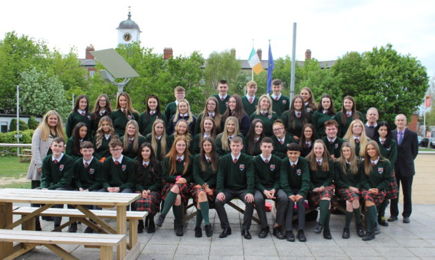 Coláiste de hIde Tallaght Participate in Griffith College Law Programme