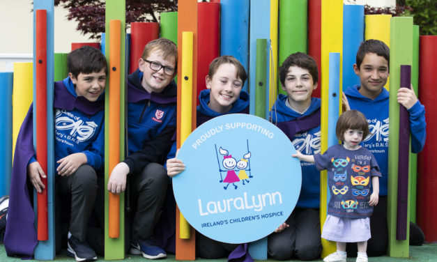 LauraLynn Children's Hospice Thanks Donors and Sponsors