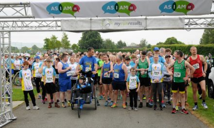 'Run for Autism' in Corkagh Park