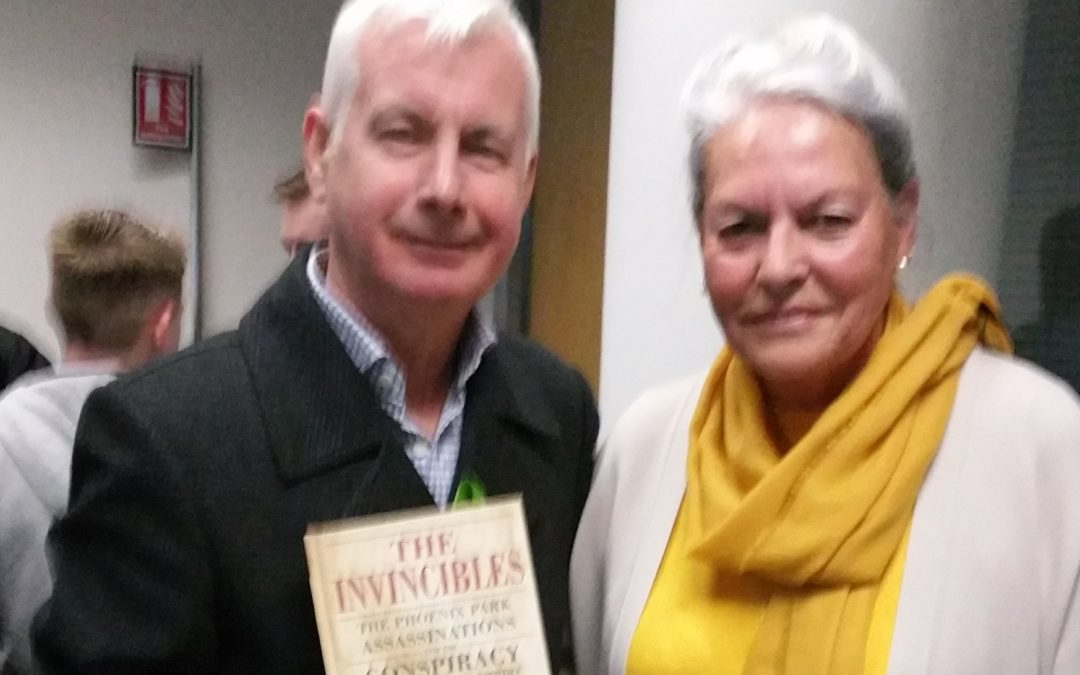 The Invincibles Book Launch