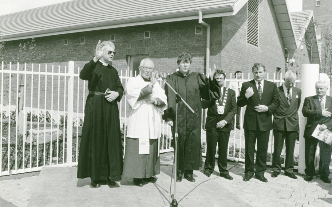 Getting Nostalgic With Newsgroup; South Dublin County Council Offices Open 1994