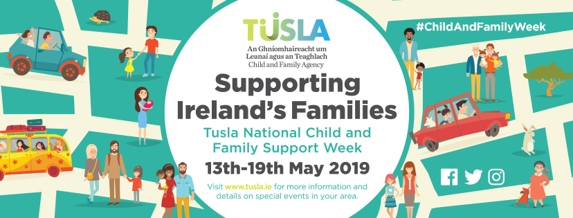 National Child Family Support Week 2019