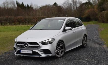 All New Mercedes Benz B Class is 'Top Class'
