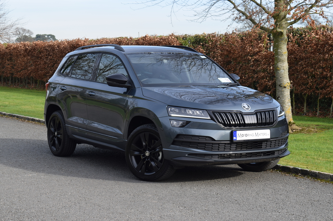 Sporty New Skoda Karoq Sportline Newsgroup