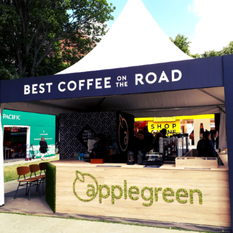 Applegreen Official Coffee Taste of Dublin