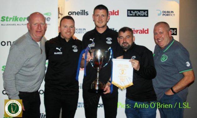Leinster Senior League Major 1 Saturday Winners