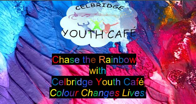 Colour Dash with Celbridge Youth Cafe