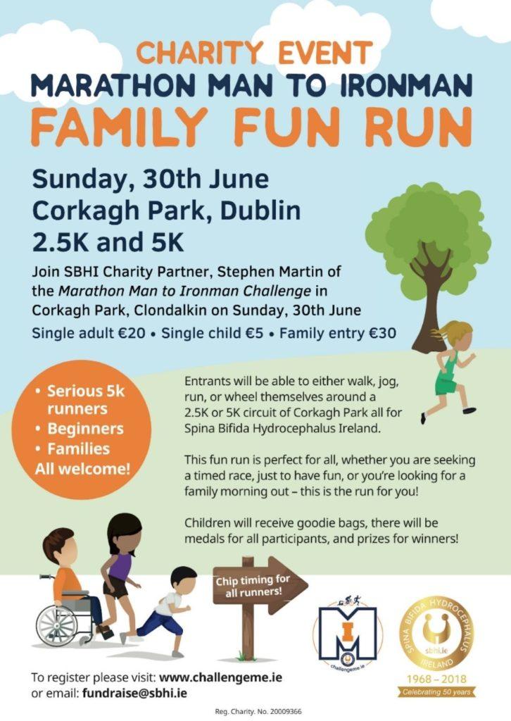 Corkagh Family Run 2019 Clondalkin