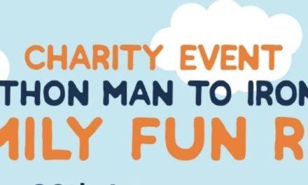 Marathon Man To Ironman Family Fun Run 30th June 2019