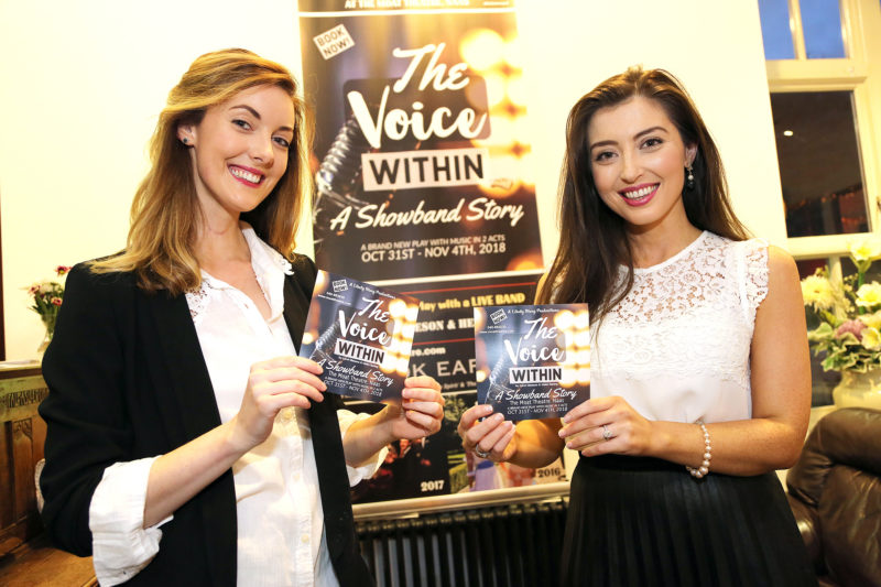 The Voice Within A Showband Story Tallaght