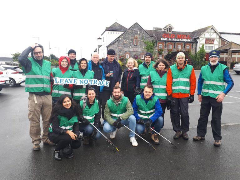 Tallaght Litter Mugs Recent Clean Up