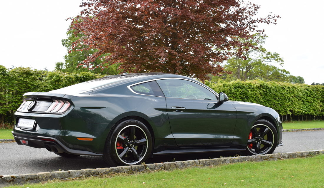 New Ford Mustang Goes Like A 'BULLITT'