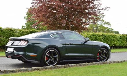 New Ford Mustang Goes Like A 'BULLITT'