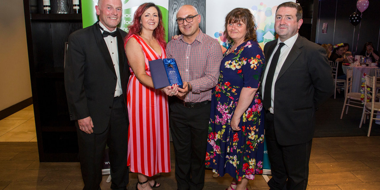 Tallaght Vincent's shop wins Business Development award