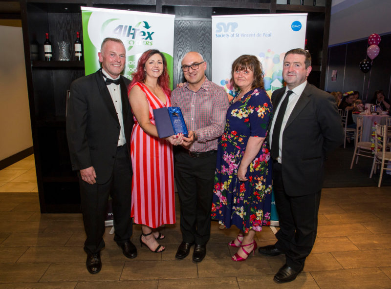 SVP Business Award Tallaght Shop