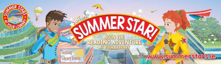 Summer Stars Reading Adventure