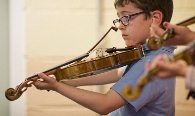 Tallaght Strings Cruinniú na nÓg 2019
