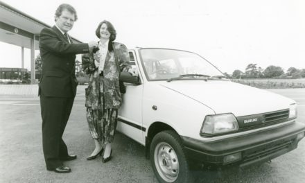 Getting Nostalgic With Newsgroup; West Link to Driving 1991