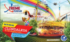 Xtreme Funfair Clondalkin 2019