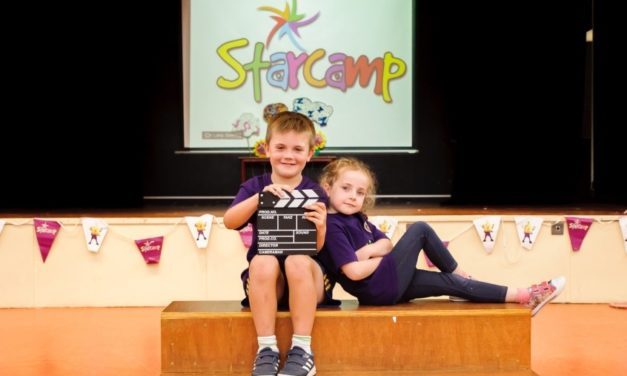STARCAMP Summer Camp has the X-Factor!