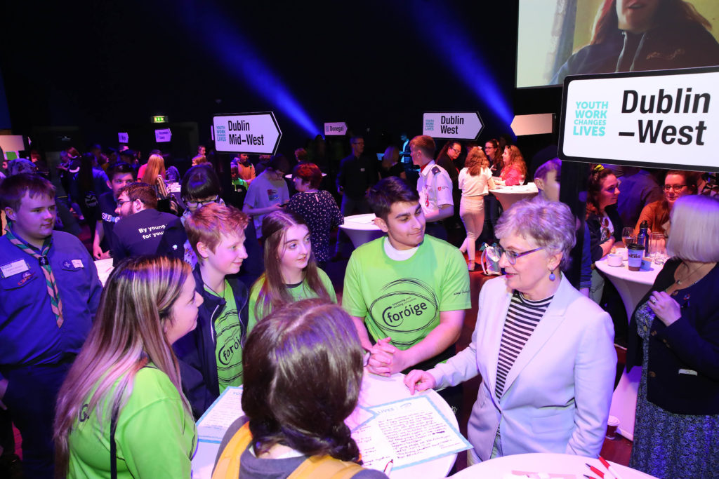 Youth Work Changes Lives Tallaght