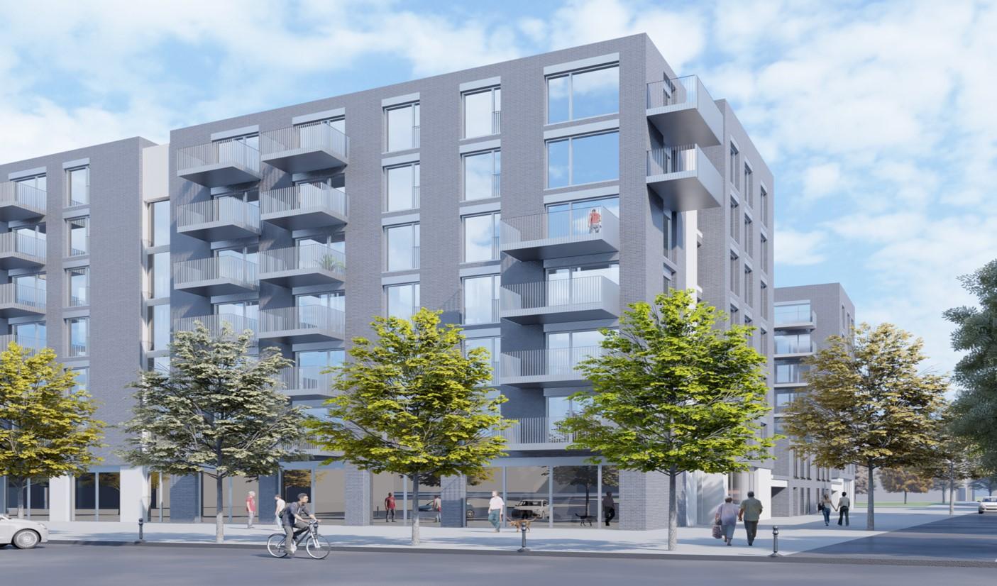 Belgard North Housing Plans