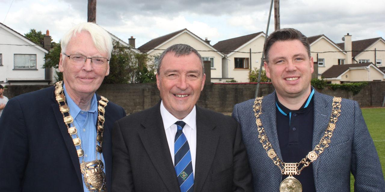 Dublin Kildare GAA Masters Game