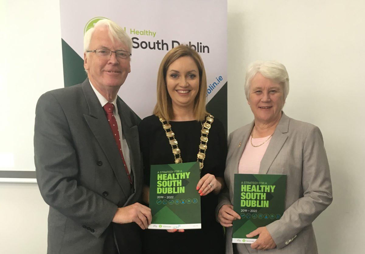Healthy South Dublin Strategy Tallaght