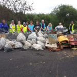 Dodder Valley Litter Mugs July Clean Up