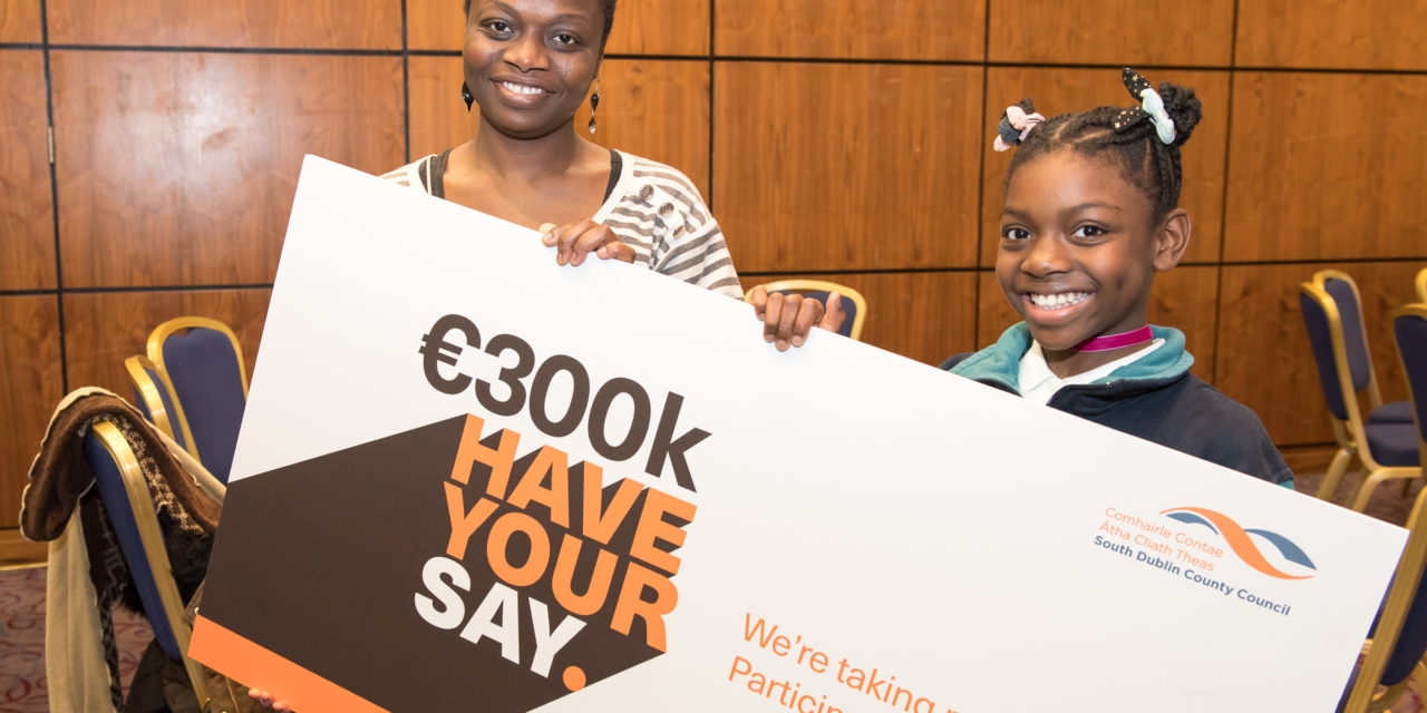 €300K Have Your Say For The Firhouse Bohernabreena LEA