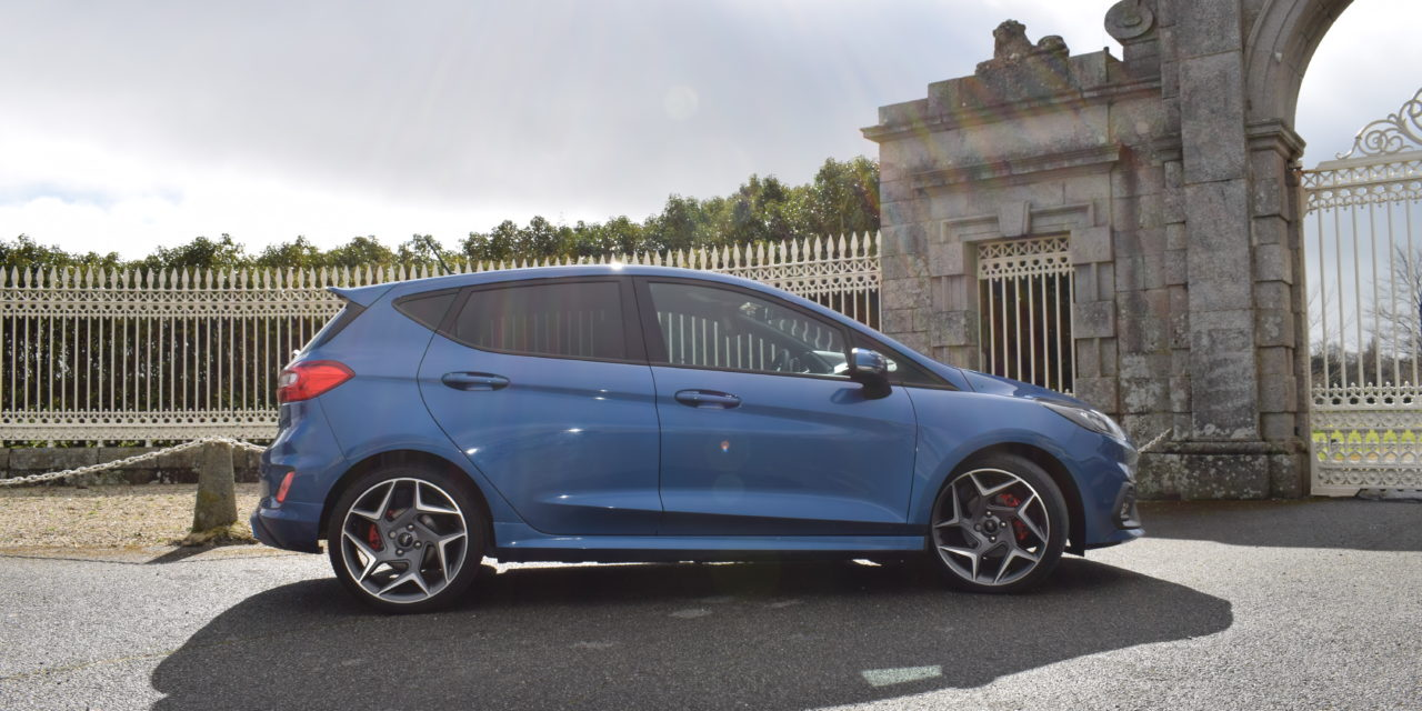 New Ford Fiesta ST is 'Simply Terrific'